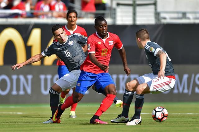 La Tricolor de Ramón Díaz no pudo superar la igualdad en 0 con Costa Rica