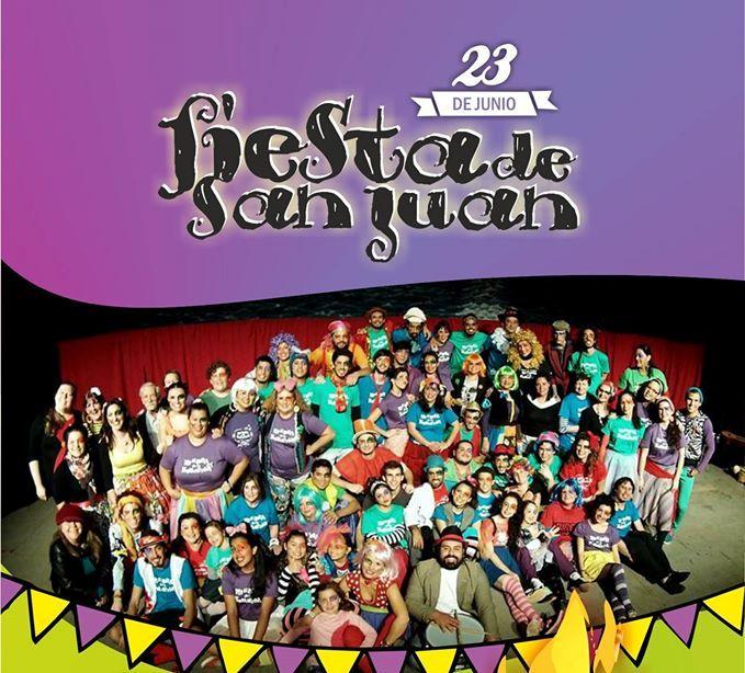 San Juan se festejará en el galpón de la Murga