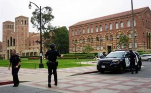 """Dos muertos en """"un posible asesinato-suicidio"""" en la Universidad de California"""