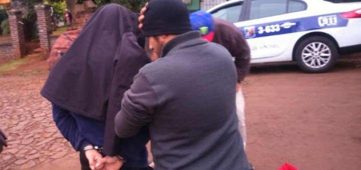 El docente acusado de pedófilo fue detenido en Oberá