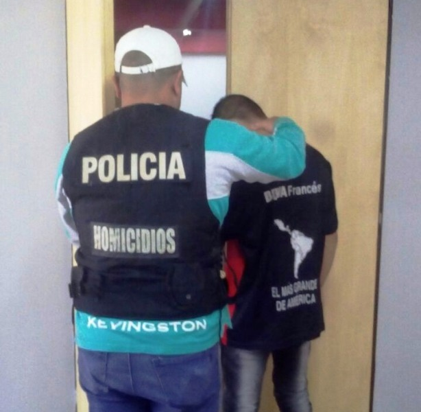 Un joven fue detenido por robo calificado y presunto abuso sexual simple en Posadas