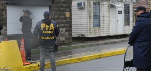Allanaron el aeropuerto de San Fernando en una causa por tráfico de cocaína a Europa