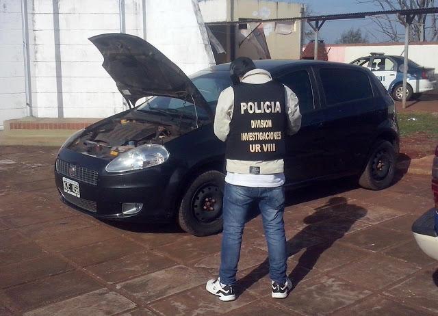 Secuestran en la provincia dos vehículos robados en otros distritos
