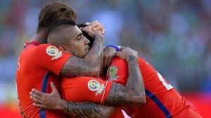 Chile humilla a México 7-0 por Copa América 2016