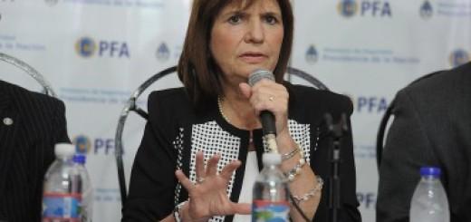 Bullrich trabajará con el ministro del Interior de Paraguay para capturar a Pérez Corradi