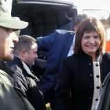 Pérez se reunió con Bullrich y planteó demandas de Misiones en materia de seguridad