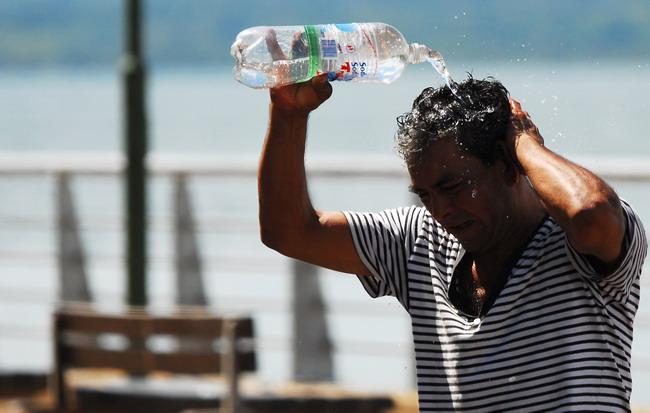 Ahora Cabello dice que habrá «altas temperaturas para la época»
