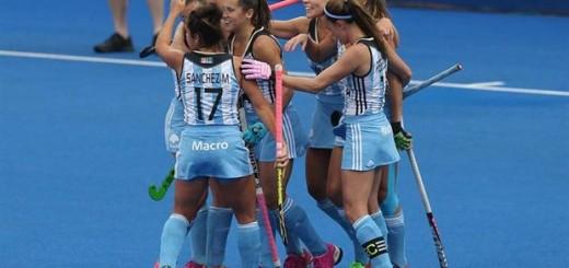 Hockey: Las Leonas aplastaron a Nueva Zelanda y son finalistas de la Champions Trophy 2016