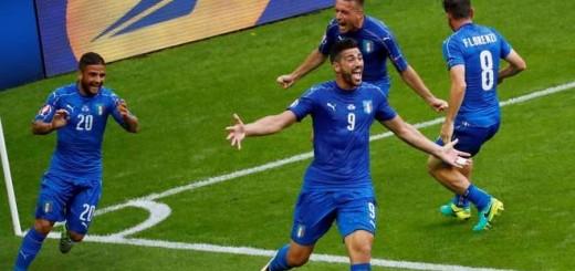 Eurocopa: Italia eliminó al bicampeón España
