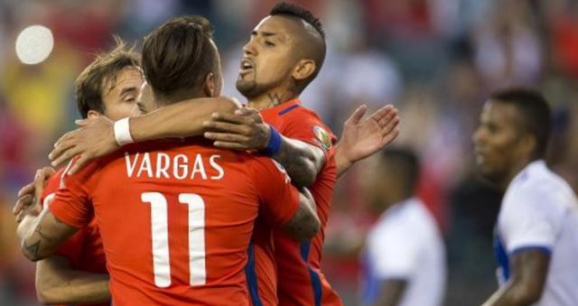 Copa América: Chile superó a Panamá y en Cuartos se medirá con México