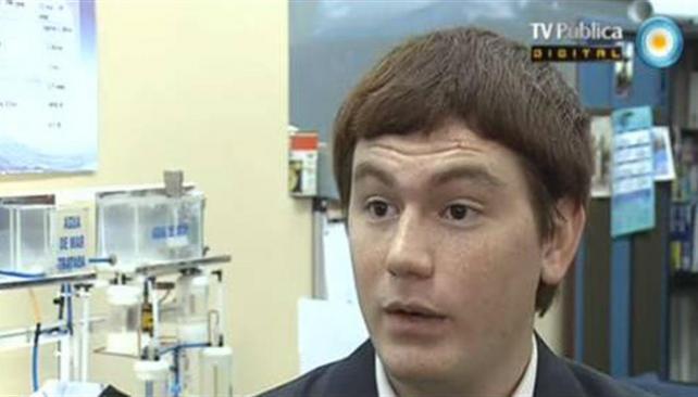 Detuvieron a otro cómplice del homicidio del científico David Varlotta