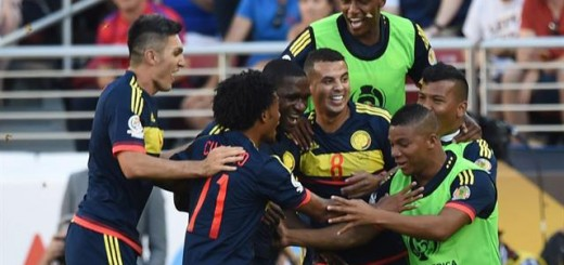 Colombia sorprendió al anfitrión en la apertura de la copa América Centenario