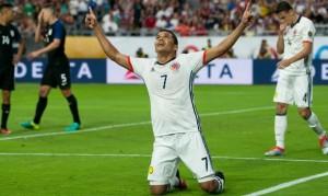 Colombia se adjudicó el tercer puesto en la Copa América Centenario 2016