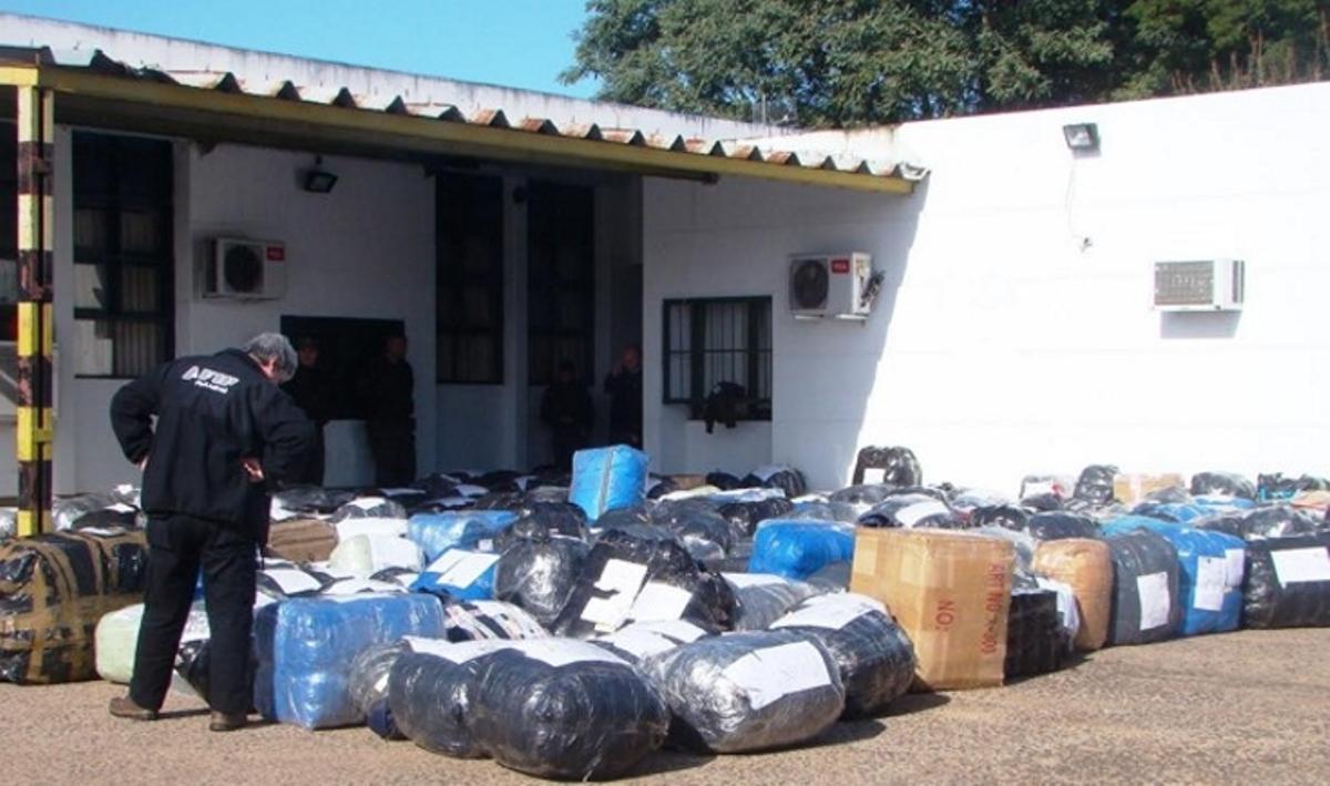 Incautaron en Ituzaingó $ 2.169.252 en contrabando que había sido despachado en encomiendas