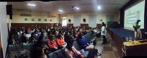 Realizaron una jornada de integración en el Liceo Storni