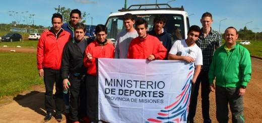 El Ministerio de Deporte acompaña las actividades del fin de semana