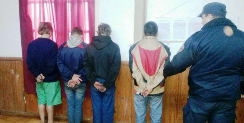 Hay un cuarto detenido por importante robo en una casa en Candelaria y recuperaron más elementos