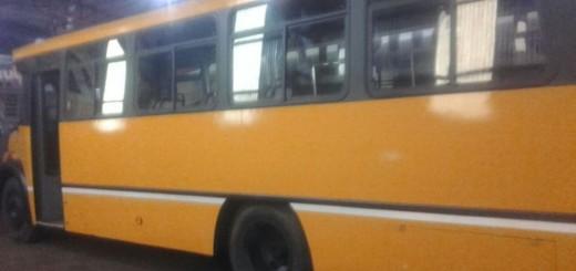 El Rotary y la empresa Rio Uruguay repararon a nuevo el último colectivo del Emer