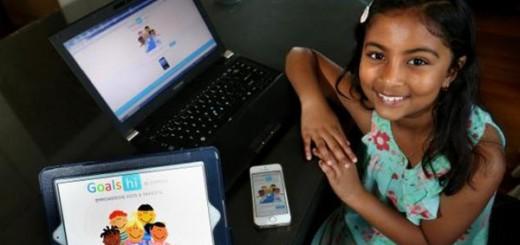 Tiene 9 años y es la desarrolladora más joven de Apple