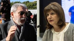 Por la detención de Pérez Corradi, Aníbal Fernández le respondió a Patricia Bullrich