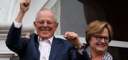Fin del escrutinio en Perú: Pedro Pablo Kuczynski derrotó a Keiko Fujimori y es elegido presidente