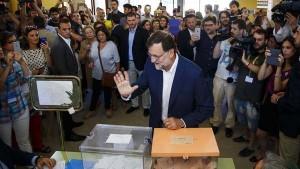 España vota en las primeras elecciones repetidas de la historia, bajo el efecto Brexit