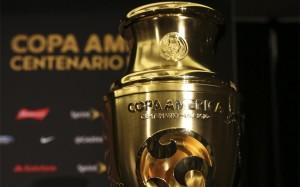 Cuánto pesa el trofeo de la Copa América Centenario