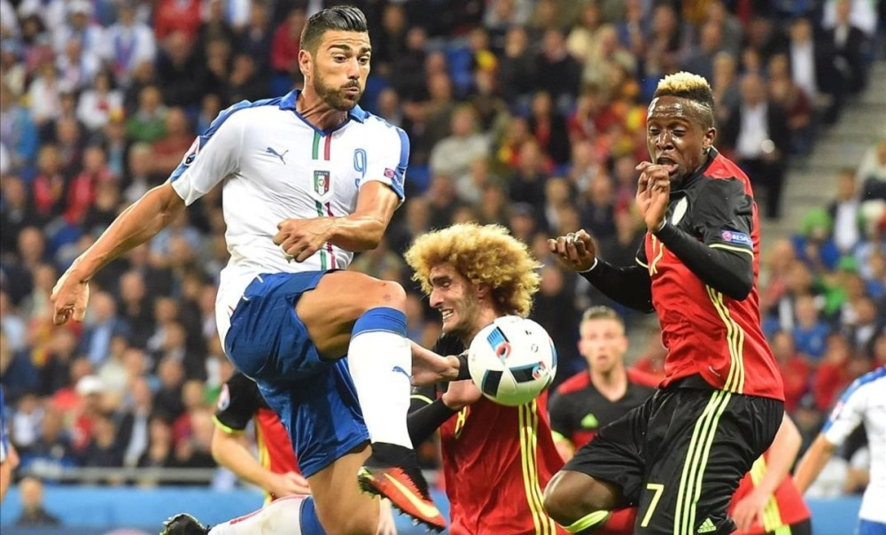 Eurocopa: Italia le mostró la chapa a Bélgica