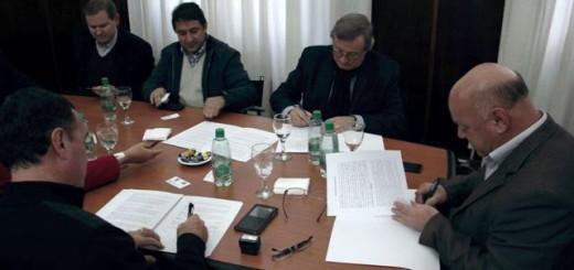Firmaron un convenio para trabajar en acciones de prevención y control de enfermedades transmitidas por mosquitos