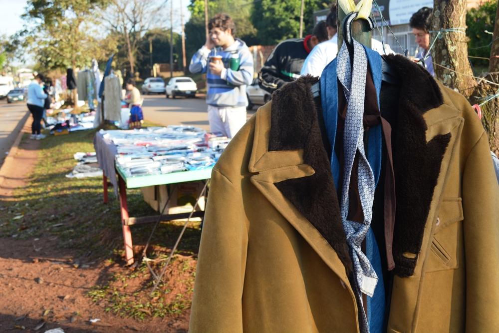 Una feria que se transformó en Mercado se impone en Santa Rita