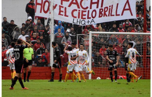 Crucero le ganó 2 a 1 a Instituto en Córdoba y sigue sumando de cara al futuro