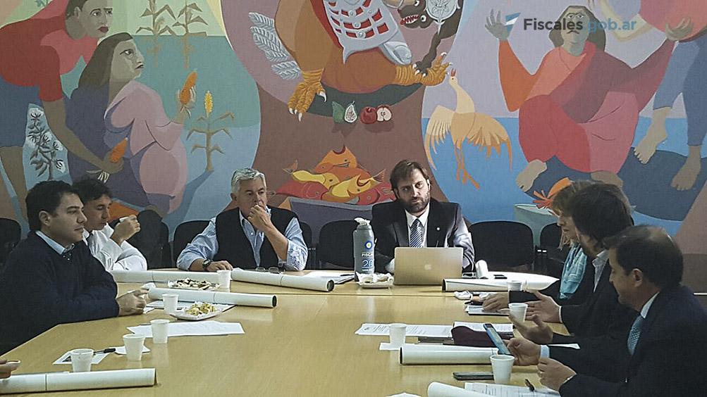 Se realizó el «Primer Encuentro Regional de Fiscales Coordinadores del Distrito Norte»