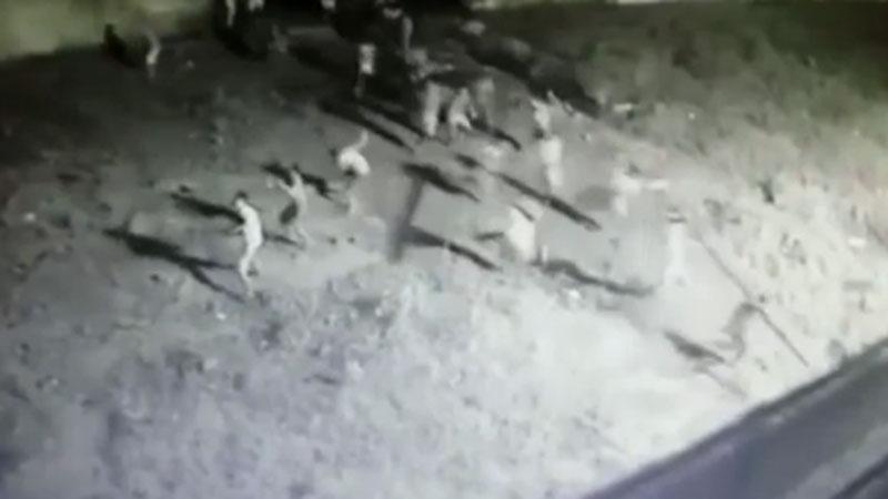 Brasil: Difundieron imágenes de fuga masiva de presos