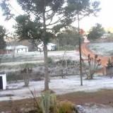 El frío que sorprende hasta a los meteorólogos
