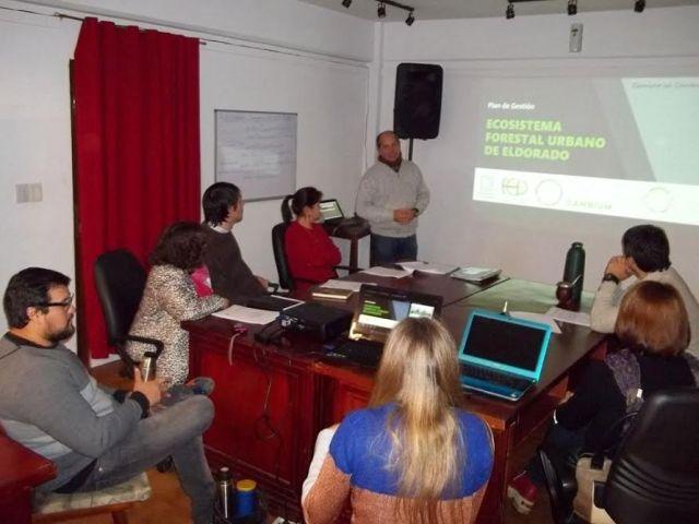 Declararon de interés municipal plan de gestión del Ecosistema Forestal urbano para Eldorado
