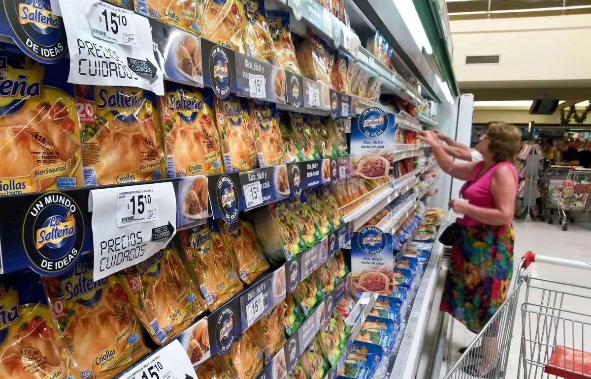 El Indec midió un 4,2 por ciento de inflación en mayo