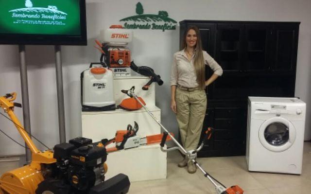 Nuevo kit de «Sembrando Beneficios» es para un productor de paraje Monte Alto