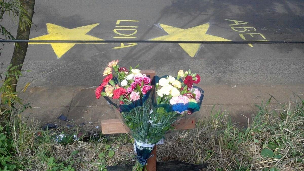 Tragedia de la avenida Centenario: a un mes, aún no determinaron a qué velocidad iba el auto de Martínez