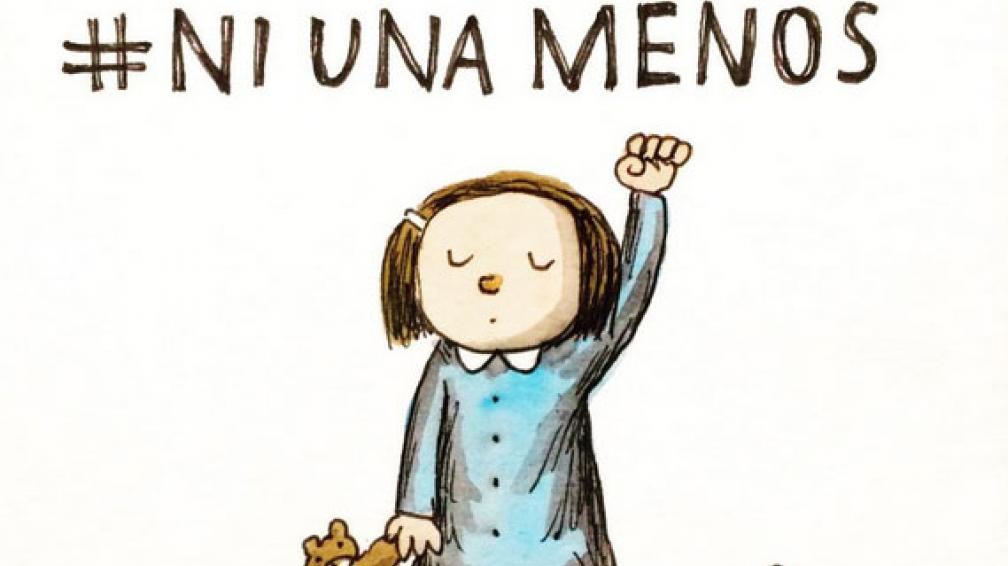 """Con el lema """"Viva nos queremos"""" se realizará una nueva marcha de #niunamenos"""