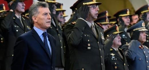 Polémica por el decreto de Macri que devolvió a las FFAA facultades derogadas en 1984