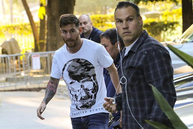 Lionel Messi llegó a Estados Unidos antes de lo previsto: «Esperemos ganar la Copa América»