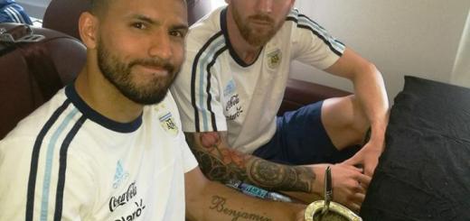Entre mate y mate, Messi criticó a la AFA