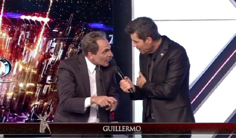 Imperdible: «Guillermo Moreno» se refirió al caso López en ShowMatch