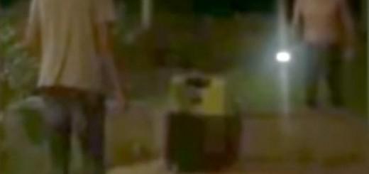 Video: una mujer que fue violada, golpeada y encerrada en una valija salvó su vida de milagro