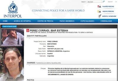 Detuvieron a dos policías paraguayos acusados de entregar documentos falsos a Pérez Corradi