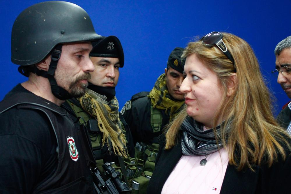 Pérez Corradi se negó a declarar en Paraguay, dijo que tiene miedo y pidió seguridad