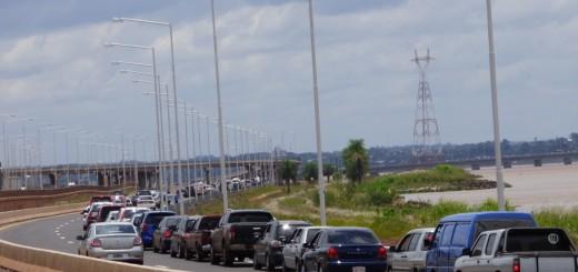 De los argentinos que cruzan a Encarnación el 95 por ciento es de Posadas