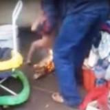 Maltrato infantil: el niño quemado por su padrastro por hacerse pis en la cama, sufría otros abusos