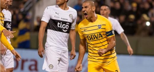 Boca venció a Olimpia de Paraguay en un amistoso jugado en Salta