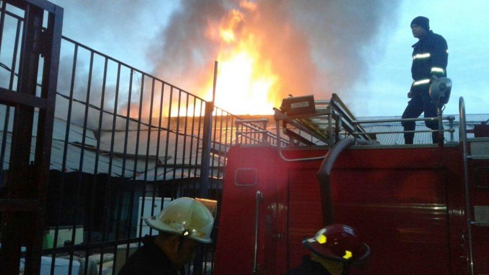 Paraguay: Seis muertos por un incendio en el Penal de Tacumbú
